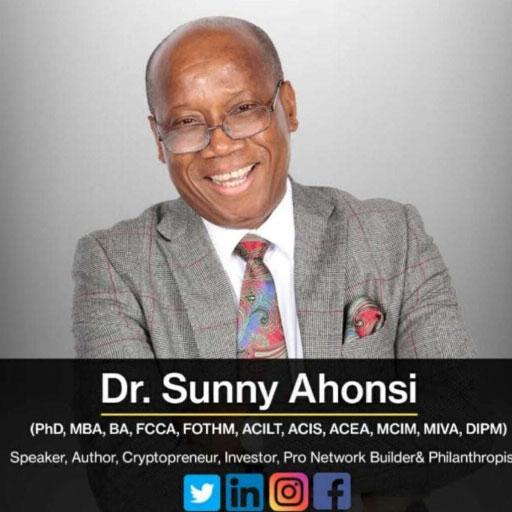 Dr Sunny Ahonsi